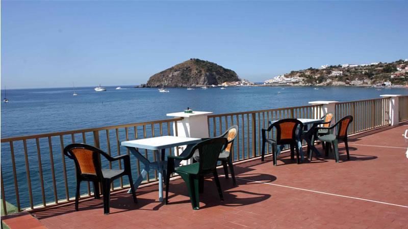 Hotel Regina del Mare - Terrazza